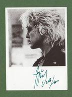 AGNES SORAL Original In Person Signed Glossy Photo AUTOGRAPHE / AUTOGRAMM  10/15 Cm - Autographes
