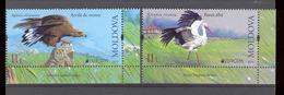 Moldova 2019 Europa National Birds 2v** MNH - Moldova