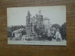 """Montbéliard , Le Château """" Carte De 1915 Avec Cachet Militaire """" - Montbéliard"""