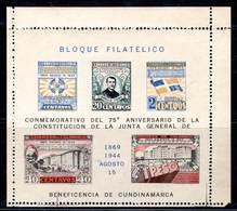 COLOMBIE- BLOC N° 1 ** (1944) - Colombie