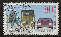 Allemagne 1986 N°Y.T. : 1100 Obl. - [7] République Fédérale