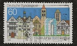 Allemagne 1986 N°Y.T. : 1103 Obl. - [7] République Fédérale