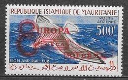 Mauritanie PA N°20F Oiseau Goéland 1962 ** - Mauretanien (1960-...)