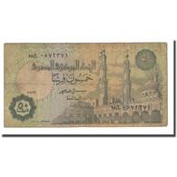 Billet, Égypte, 50 Piastres, L.1940, KM:62f, TB - Egypt