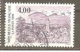 FRANCE 1991 Y T N ° 2707  Oblitéré - France