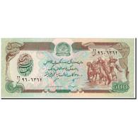 Billet, Afghanistan, 500 Afghanis, KM:60a, NEUF - Afghanistan