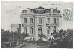 Environs D' Oran Une Villa à Saint-Eugène - Oran