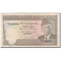 Billet, Pakistan, 5 Rupees, KM:38, TTB - Pakistan