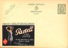Pastell, Le Linge Parfait Publibel 249 - Ganzsachen