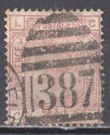 Great Britain 1873 - Queen Victoria, 2½d - Mi.40 Plate 3 - Wmk 9 - Anchor - Used - Oblitérés