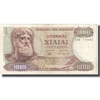 Billet, Grèce, 1000 Drachmai, 1970, 1970-11-01, KM:198a, SUP - Griekenland