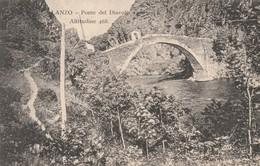 LANZO - PONTE DEL DIAVOLO - Italie