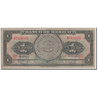 Billet, Mexique, 1 Peso, 1970-07-22, KM:59l, B+ - México