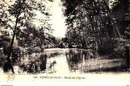77 . Seine Et Marne .  Combs La Ville . Bords De L' Yerres . - Combs La Ville