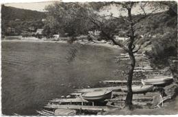 D60 - FABREGAS - LE PETIT PORT - Nombreuses Barques - CPSM Dentelée Petit Format En Noir Et Blanc - France