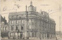 D62 - CALAIS - LE GRAND HÔTEL - - Calais