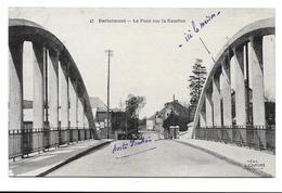59 - BERLAIMONT - LE PONT SUR LA SAMBRE - Berlaimont