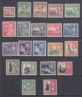 Malta 1938 Re Giorgio VI  Serie Cpl. 21 Val G.i. MNH** - Malta (...-1964)