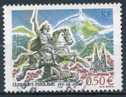 France - Clermont-Ferrand - Vercingétorix YT 3656 Obl. - France