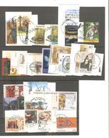 2976/ Divers Pays Dont Rép.démocratique Du Congo Tintin Oblitérations Spéciales - Vrac (max 999 Timbres)