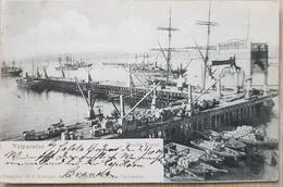 Chile Valparaiso 1904 - Cile