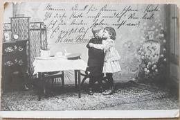 Germany Kiel 1905 Ein Küss - Germania
