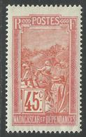 MADAGASCAR 1922 YT 137** - SANS CHARNIERE NI TRACE - Nuevos