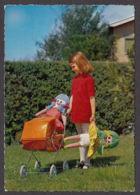 92598/ ENFANTS, Fillette Avec Des Poupées - Scene & Paesaggi