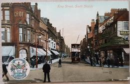 UK King Street South Shields - Regno Unito