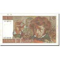 France, 10 Francs, Berlioz, 1976-01-02, TTB+, Fayette:63.16, KM:150c - 1962-1997 ''Francs''