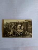 México Taxco Postcard Photo Signed Shows Back Of Baron De Humboldt House - Mexico