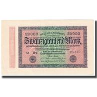 Billet, Allemagne, 20,000 Mark, 1923, 1923-02-20, KM:85a, SPL - 20000 Mark