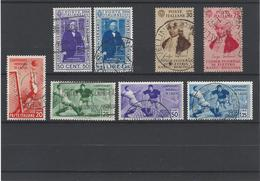 Italia Regno ,usati ,splendidi - 1900-44 Vittorio Emanuele III