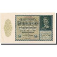 Billet, Allemagne, 10,000 Mark, 1922, 1922-01-19, KM:71, SPL - [ 3] 1918-1933 : République De Weimar