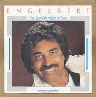 "7"" Single, Engelbert, The Spanish Night Is Over - Disco & Pop"