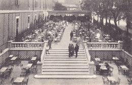 Wien 7: Mariahilfer Straße 22 - Garten Cafe Siller - Stiftskaserne 1927 !!! - Zonder Classificatie