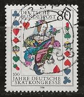 Allemagne 1986 N°Y.T. : 1125 Obl. - [7] Federal Republic