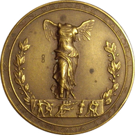 ESPAÑA. MEDALLA XXXIII CAMPEONATO NACIONAL FÚTBOL EMPRESAS. 1.977. ESPAGNE. SPAIN MEDAL - Profesionales/De Sociedad