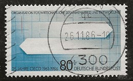 Allemagne 1986 N°Y.T. : 1126 Obl. - [7] Federal Republic