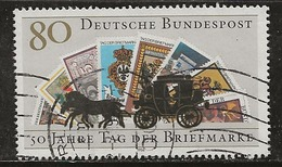 Allemagne 1986 N°Y.T. : 1128 Obl. - [7] Federal Republic