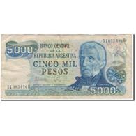 Billet, Argentine, 5000 Pesos, KM:305b, TB - Argentine