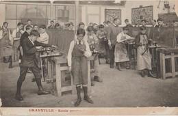 GRANVILLE - Ecole Professionnelle - Ateliers D'ajustage - - Granville