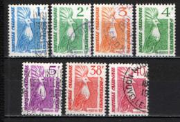 NUOVA CALEDONIA - 1984 - Kagu - USATI - Nuova Caledonia