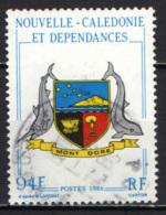 NUOVA CALEDONIA - 1986 - Mont Dore - USATO - Nuova Caledonia