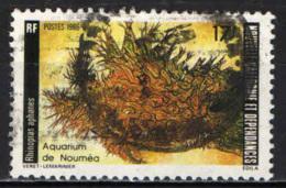 NUOVA CALEDONIA - 1986 - Rhinopias Aphanes - USATO - Neukaledonien