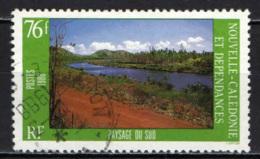 NUOVA CALEDONIA - 1986 - South Landscape - USATO - Neukaledonien