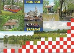 Pays-Bas -  HOU DOE BRABANT -  6 Vues - Cpm - écrite - - Netherlands