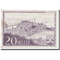 Billet, Autriche, Ottensheim, 20 Heller, Paysage, SPL, Mehl:717 - Autriche