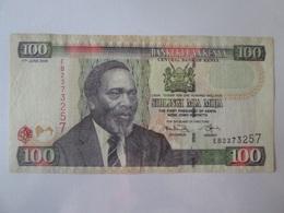 Kenya 100 Shilingi/Shillings 2009 Banknote - Kenya