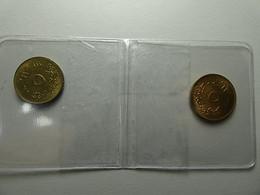 Egypt 2 Coins 5 Milliemes 1973 - Egitto